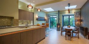 Interior Design Trends - Dulwich Sociable Kitchen Interior Design