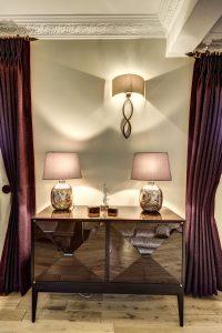 Holly Cottage Crockenhill Road -Reception room detail